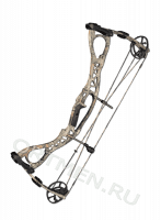 Лук блочный Hoyt Charger ZRX 28 (27 -30 ) Realtree Max-1