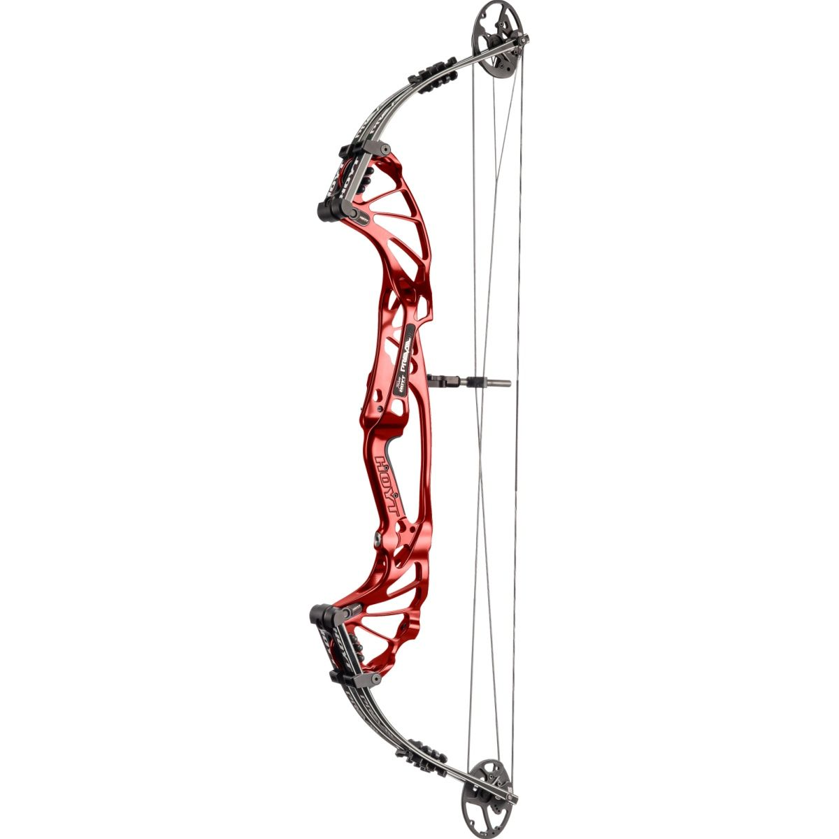 "Блочный лук HOYT PREVAIL ELITE 40 SVX CAM 3 RH 60LBS 29-30"""" RED"""